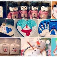 Hamarosan itt a tél! - készítsünk hóembert