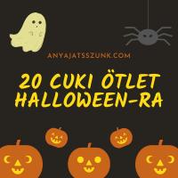 Ötletek Halloween-ra