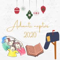 Adventi naptár 2020